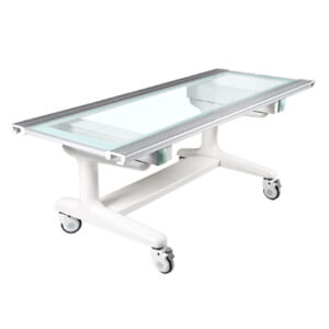 4-way floating table suitable for radiology use