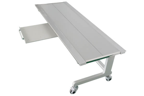 x ray table with bucky