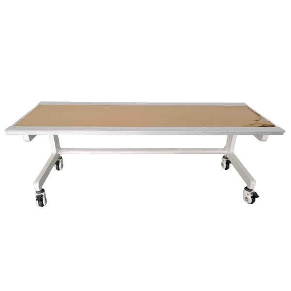 Radiography table suitable for all kinds of radiology use front