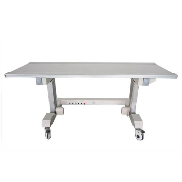 X-ray floating table electrical for surgical x-ray front high