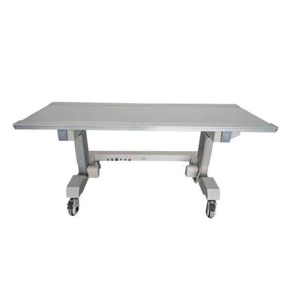 X-ray floating table electrical for surgical x-ray front medium