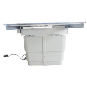 Four-Way Floating Radiology Table