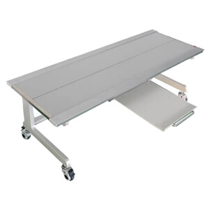 mobile type x-ray table for sales