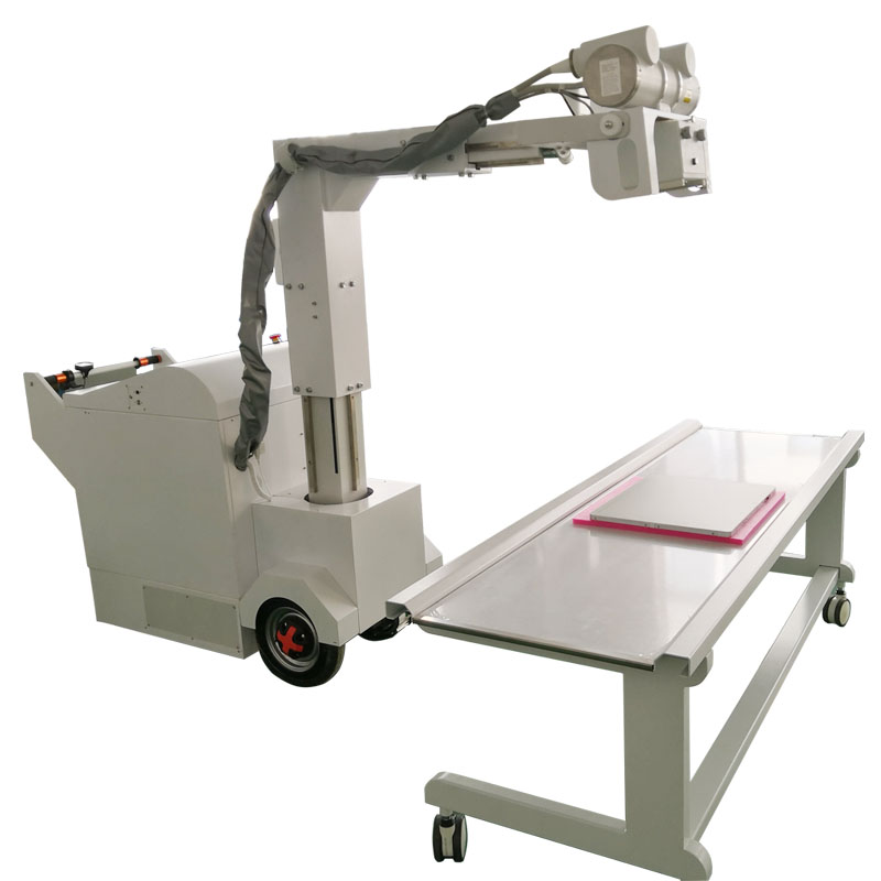Mobile X-ray table matched with Mobile X-ray machine dr