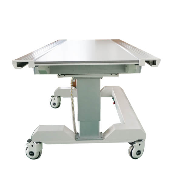 Six Way X Ray Table suitable for radiology use side