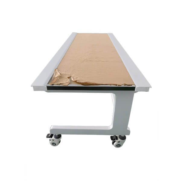 X ray simple flat table mobile type right side