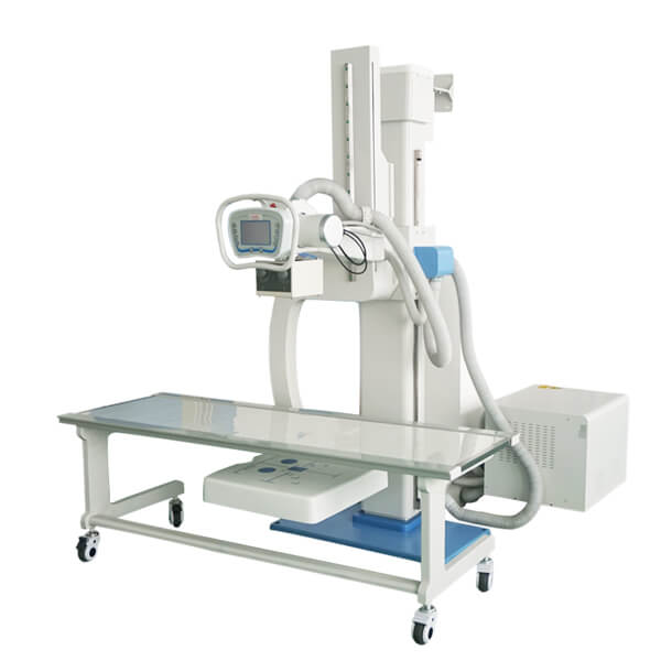 X ray simple U arm table application