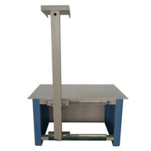 x ray simple veterinary bed