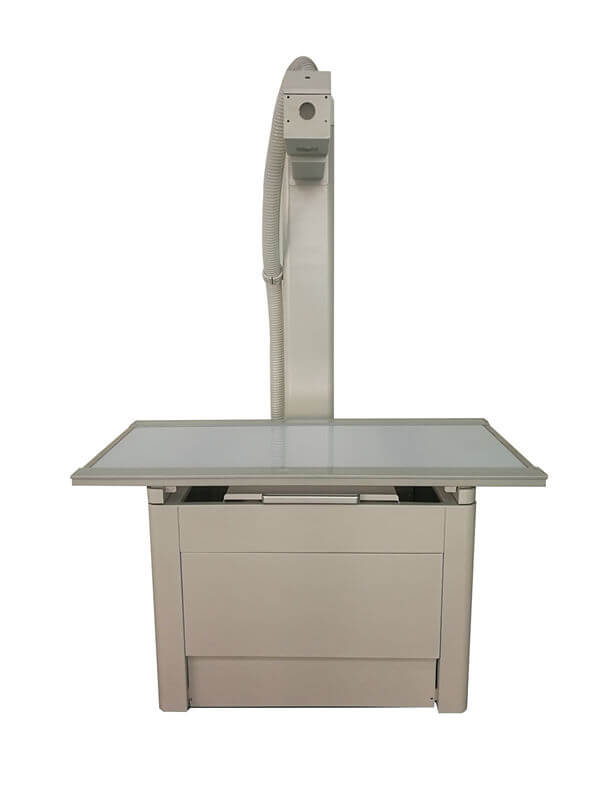 X-ray vet table four direction floating top radiology table for animal front