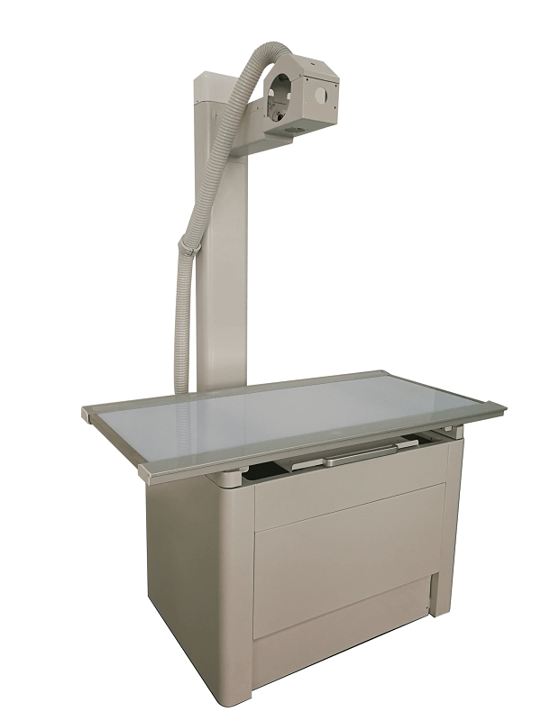 X-ray vet table four direction floating top radiology table for animal left