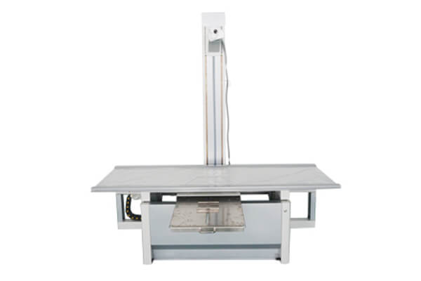 Application of medical X ray table
