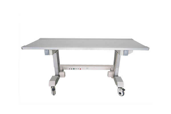Carbon fiber medical X ray table