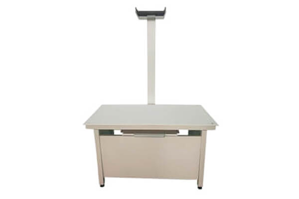 Introduction to veterinary x ray table