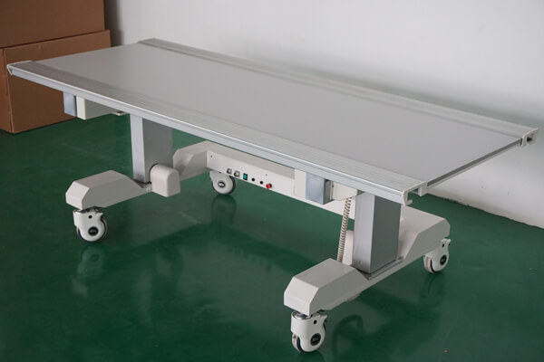 Medical X ray table customization service