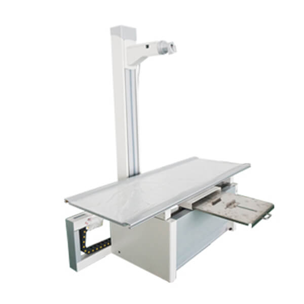 Medical X ray table is used for digital X ray machine