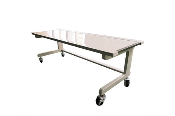 Medical X ray table is used for digital imaging