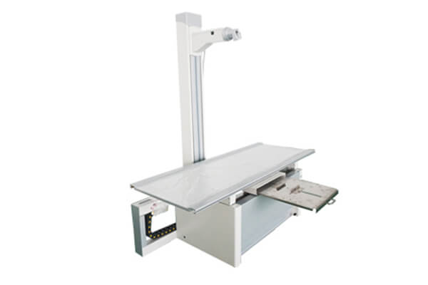 Medical X ray table packaging and transportation