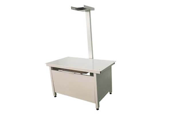 Veterinary x ray table for pet DR