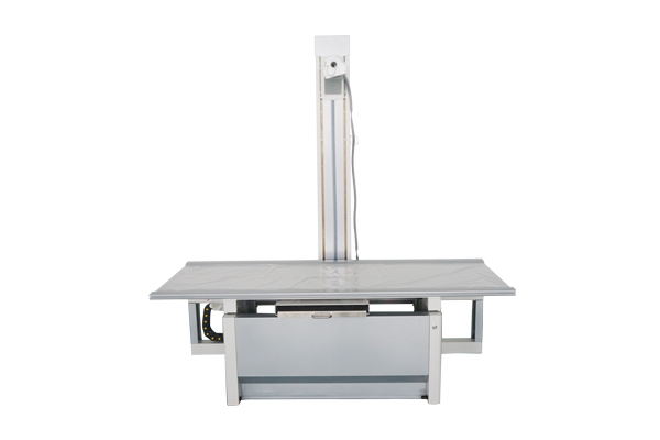 What is a four-way mobile medical x ray table